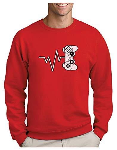 Fans shirts Jeux Sweatshirt Turtle Pour Game Green Rouge T Homme Over Vidéo De FZqYCaw