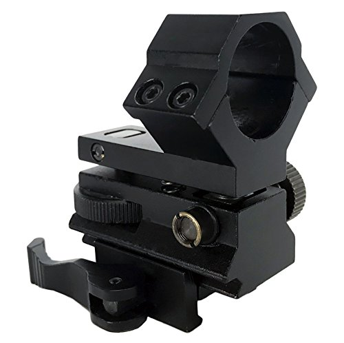 Wicked Lights Quick Detach Adjustable Light Mount with Windage and Elevation adjustnments