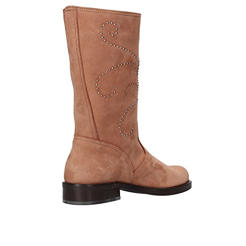 Uk Af282 Leather 37 Brown Martini 4 Suede Women's Alviero Prima Boots Classe Martini Eu 1 Alviero Classe wZffW67qPx