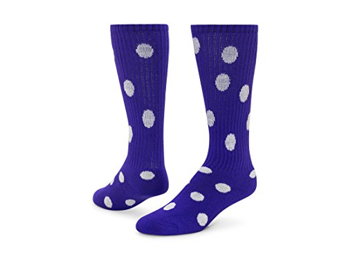 Red Lion Dots Athletic Socks product image