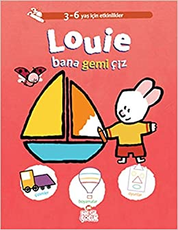 Louie Bana Gemi Ciz Yves Got Oznur Koca 9786051312262 Amazon