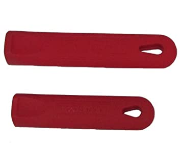 Winco Red Removable Sleeve Only - for 14 inch Fry Pan -- 1 each. by ...