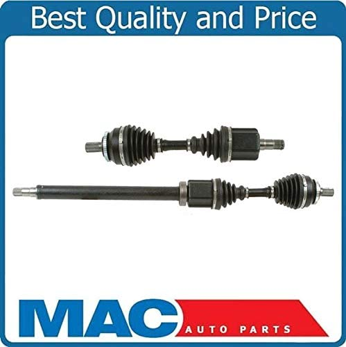 New Front Axles Front Wheel Drive /& Automatic Transmission for Volvo C70 2001 2002 2003 2004
