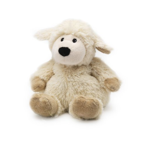 Warmies Microwavable French Lavender Scented Plush Jr Sheep ()