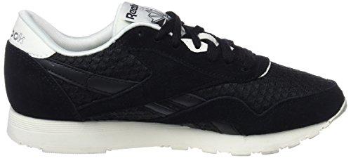 Reebok Bs9503, Chaussures de Gymnastique Femme Noir (Blackchalkprimal Red)