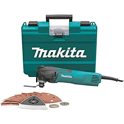Makita TM3010CX1 Multi Tool with Tool Less Blade Change