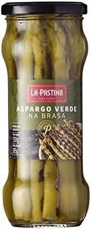 Aspargos Verdes Na Brasa La Pastina 185g