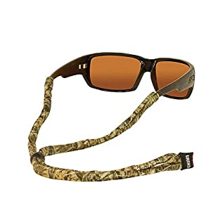 Chums Original Cotton Standard End Eyewear Retainer, Realtree Max, One Size