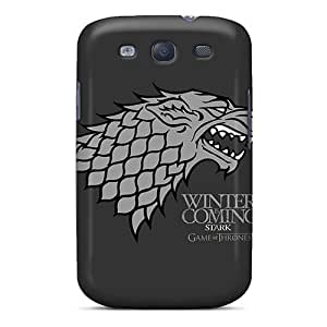 High Quality Hard Phone Case For Samsung Galaxy S3 (WHx5745nPKj) Support Personal Customs High-definition Game Of Thrones Series