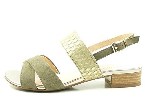 Caprice 9-28103-20 Sandalias Para Mujer Grün