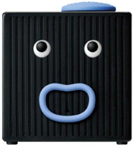 Clockman B Type Alarm Clock Blue [Japan]