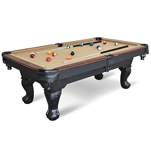 EastPoint Sports Masterton Billiard Pool Table 87IN