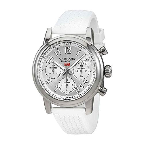 Chopard Mille Miglia Chronograph Silver Dial Watch 168588-3001