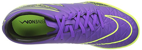 Nike Hypervenom Phelon II IC, Scarpe da Calcio Uomo Viola (Violett (Hyper Grape/Hypr Grape-blk-vlt 550))