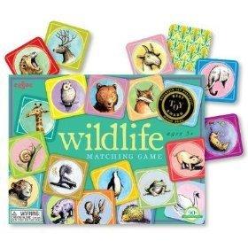 Eeboo Wildlife Matching