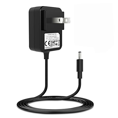 Price comparison product image Berls 5V 2A(2000mA) Power Supply Adapter Cord Plug Charger AC to DC Regulated Transformer for Security Camera Foscam FI9831P FI9826P FI9831W FI9826W FI9821EP FI9821W and More, Connector 3.5mm x 1.35mm
