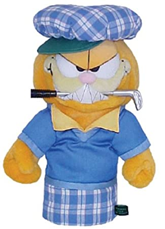 Winning Edge - Funda para palos de golf con diseño Garfield ...