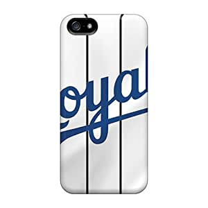 Sellcases Fashion Protective Kansas City Royals Case Cover For Iphone 5/5s