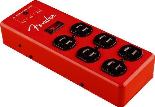 fender-surge-protector-120v-red