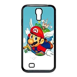 Samsung Galaxy S4 9500 Cell Phone Case Black Super Mario Bros Ucwwj