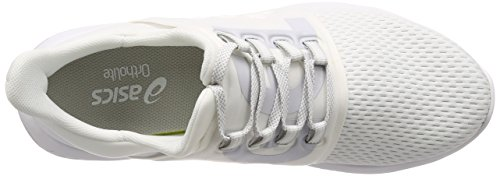 ASICS Men's Gel-Kenun Lyte, White/Glacier Grey/White White/Glacier Grey/White