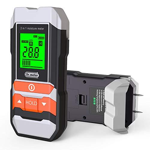 Upgrade Wood Moisture Meter