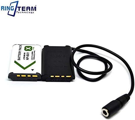 Plug Type: USB Xennos USB to NPBX1 NP-BX1 Dummy Battery DK X1 DKX1 DK-X1 DC Coupler for Sony Cybershot DSC RX1 RX1R RX100 II III VI Digital Cameras