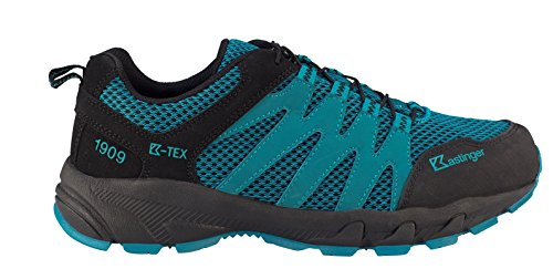 Membrane Waterproof Casual Power Shoes K Blue lacing Quick Unisex nbsp;Leather Trail Unisex Shoes Tex Kastinger Trailru Black nbsp;– Jacket w8pq44S