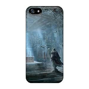 JamieBratt Iphone 5/5s Shock Absorption Hard Phone Cases Custom Attractive Assassins Creed Image [ERj7044KafW]
