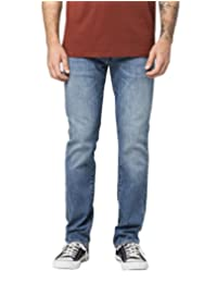 Levi's Mens Men's 511¿ Slim Sunfade Distressed Jeans