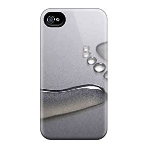 Slim New Design Hard Cases For Iphone 4/4s Cases Covers - VbK503Aspu