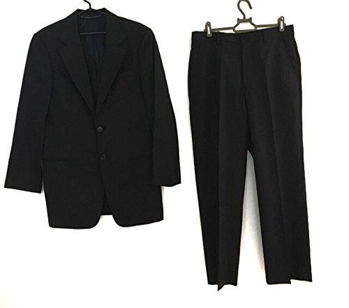 (アルマーニコレッツォーニ) ARMANICOLLEZIONI メンズスーツ メンズ 黒×ネイビー 【中古】 B07FMYFV4S  -
