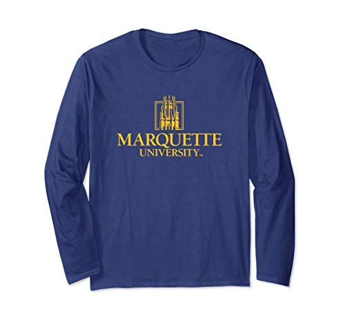 Marquette Golden Eagles NCAA Long Sleeve PPMAR06