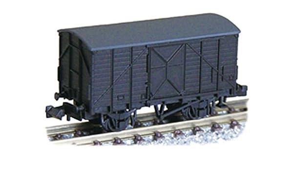 calibre N 14039 de carga de madera rueda vagoen coche 1 forma (especificacioen de puerta de acero): Amazon.es: Juguetes y juegos