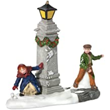 Department 56 Dickens' Village Snowball Fun