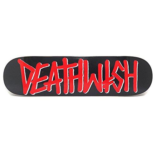 良性登場続編DEATHWISH DECK デスウィッシュ デッキ TEAM DEATH SPRAY RED 8.25