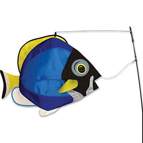- Premier Kites Swimming Fish - Powder Surgeon