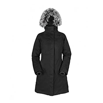The North Face Arctic Parka Women Piumino, Donna, Black, M