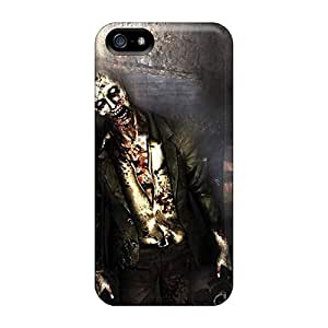 LightTower Design High Quality Zombie Cover Case With Excellent Style For Iphone 5/5s