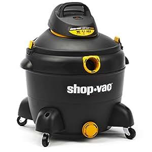 Shop vac 598 33 00 16 gallon 6 5 peak hp wet for Shop vac motor brushes