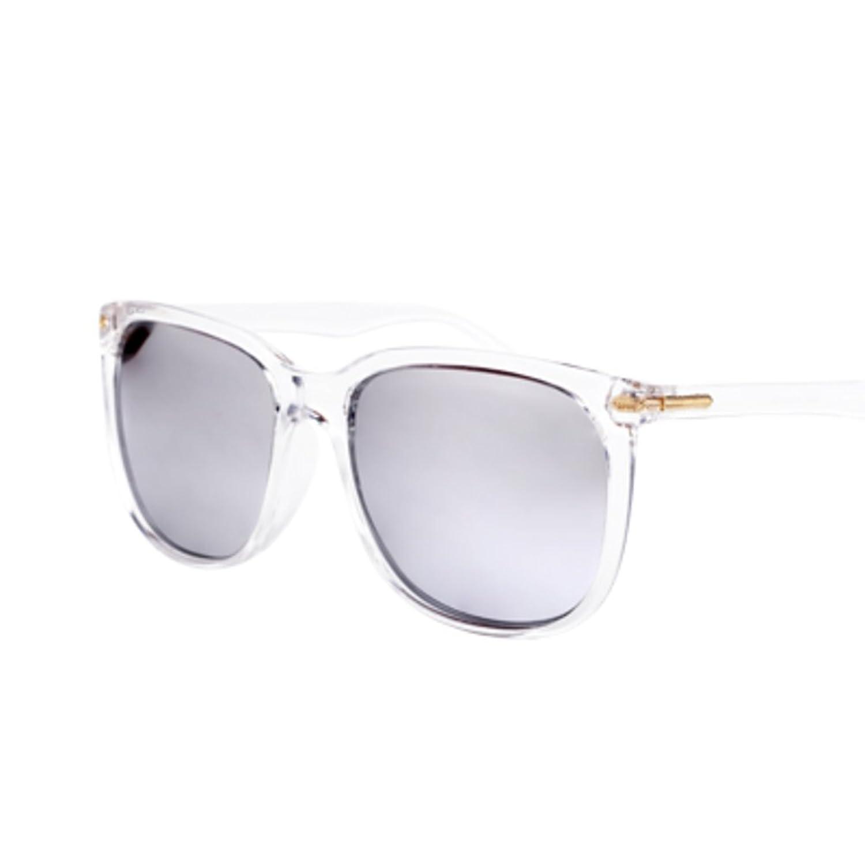Korean ladies sunglasses/Anti-luster membrane sunglasses/Large square drive box UV frog mirror