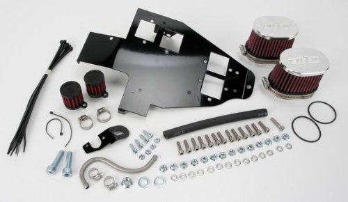 Baron Custom Accessories Stealth Big Air Kit for 2006-2010 Yamaha - Air Twin Cleaner Velocity