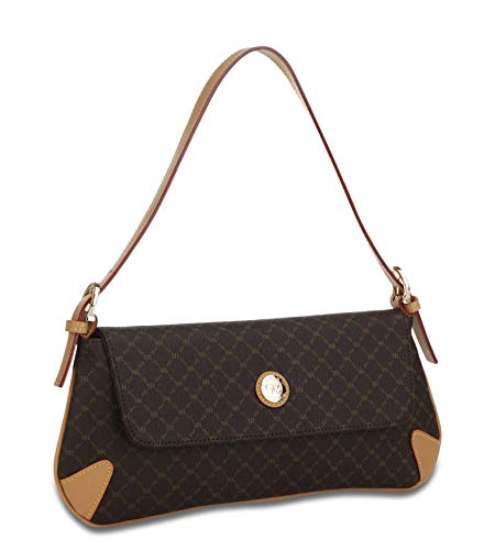 Signature Flap Shoulder Bag