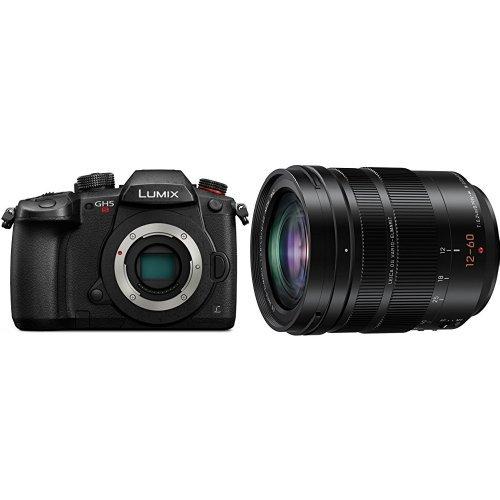 PANASONIC LUMIX GH5s Body C4K Mirrorless Camera with 12-60mm G LEICA DG VARIO-ELMARIT Professional lens