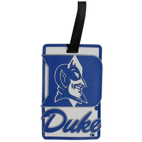 Duke Blue Devils - NCAA Soft Luggage Bag Tag - Duke Blue Devils Bag