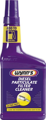 WYNNS DPF Diesel Particulate Filter Cleaner -