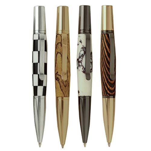 Penn State Industries PKBELSS Bella Pen Woodturning Kit Starter Package