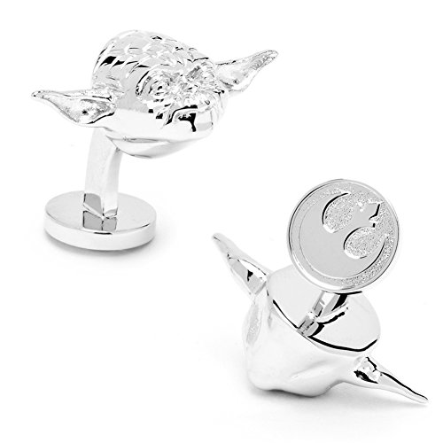 Cufflinks Star Wars 3 D
