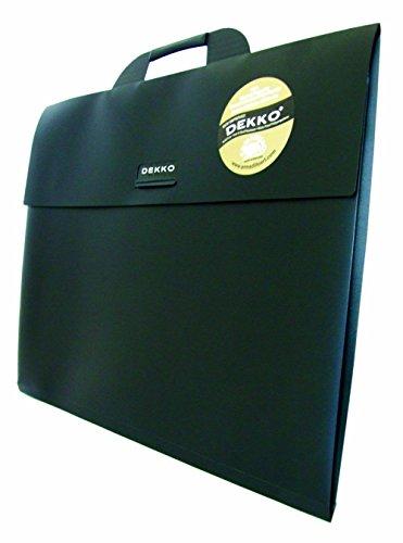 Westfolio A3 Type G Expandable Folio Black