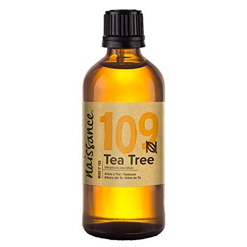 Naissance Aceite Esencial de Arbol de Te n º 109 – 100ml - 100% Puro, vegano y no OGM